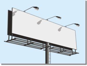 شاشات عرض اعلانات الشوارع